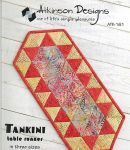 Atkinson Designs: Tankini Table Runner