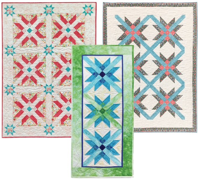 Mexican Star Quilt: Eleanor Burns Signature Pattern 735272012146 ... : mexican quilt - Adamdwight.com