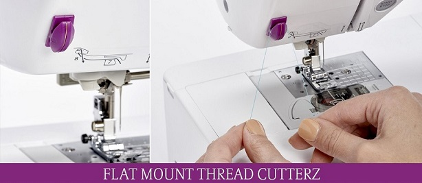 Clearance Flat Mount Thread Cutter Quilting Notions Fascinating What Is The Best Thread For Sewing Machines
