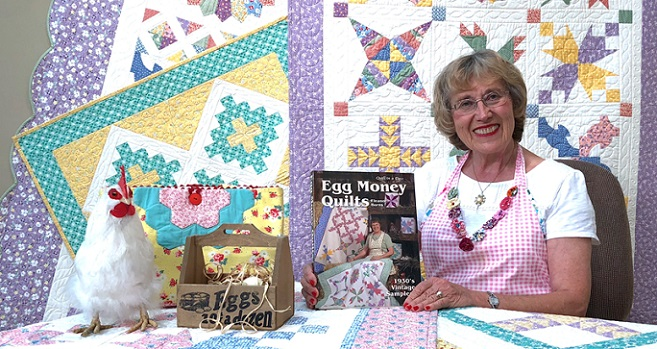 Egg Money Quilts Book 2nd Edition 735272010920 Quilt In A Day Books