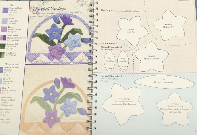 Grandmothers garden quilt 735272010432 quilt in a day books