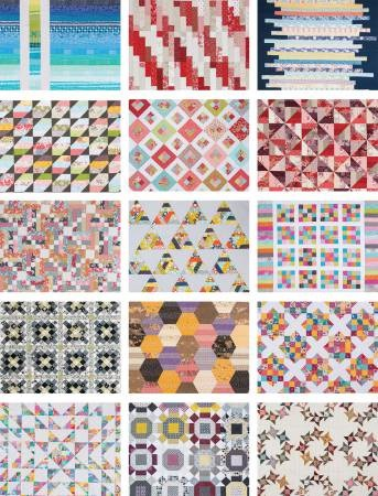 Jelly Roll Quilts in A Weekend by Pam & Nicky Lintott ... : quilt in a weekend - Adamdwight.com