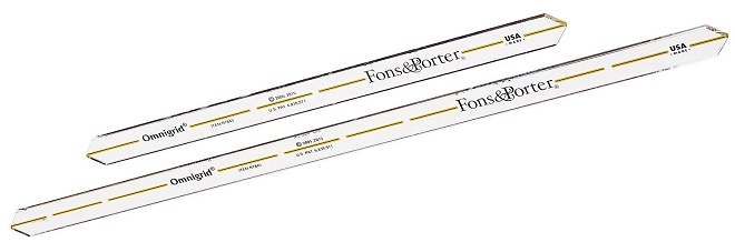 Quarter Inch Seam Markers 8 Amp 12 Inch By Fons Amp Porter