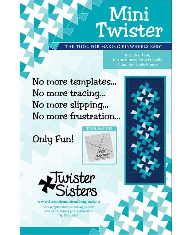 Mini Twister Tool By Country Schoolhouse Designs 897284002857 Rulers