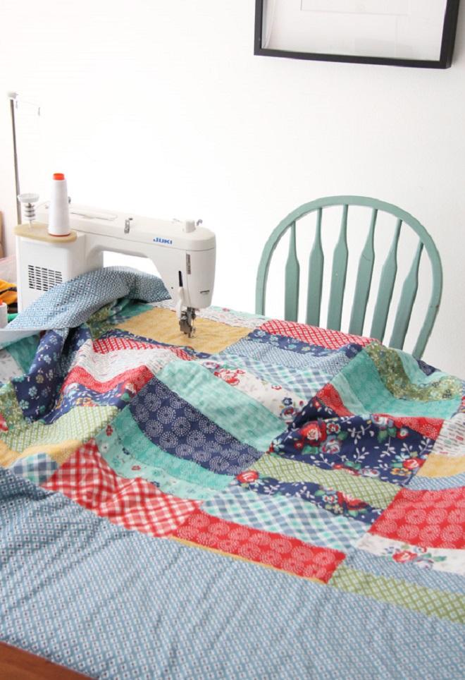 Sewing Quarter Patterns