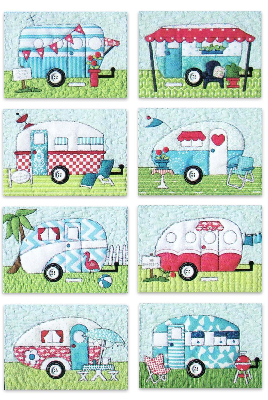 Camper Quilt Patterns New Design Inspiration