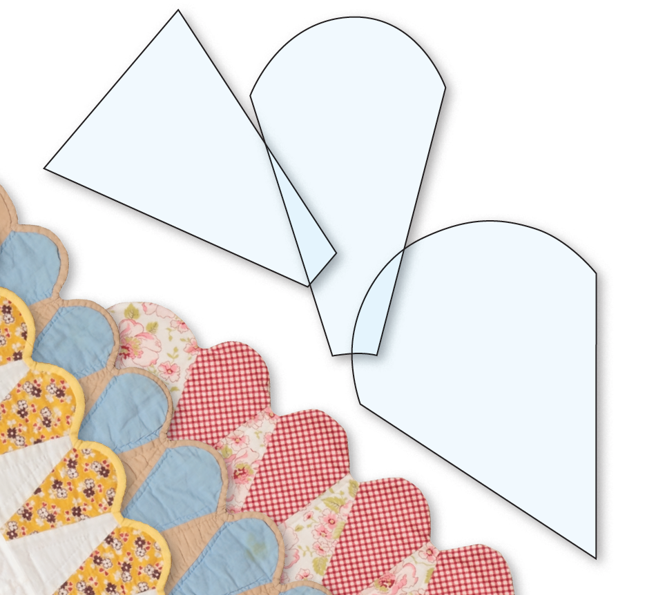 Ice cream cone border templates 735272040811 quilt in a day ice cream cone border templates maxwellsz