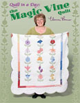 Magic Vine Quilt- Damaged Seconds