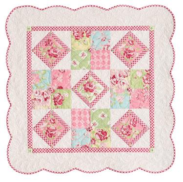 How Charming Eleanor Burns Signature Quilt Pattern
