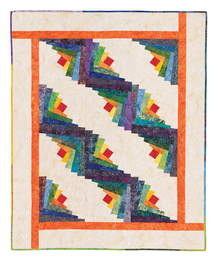 2 1 2 In Strip Wonky Ruler By Quilt In A Day 735272020400